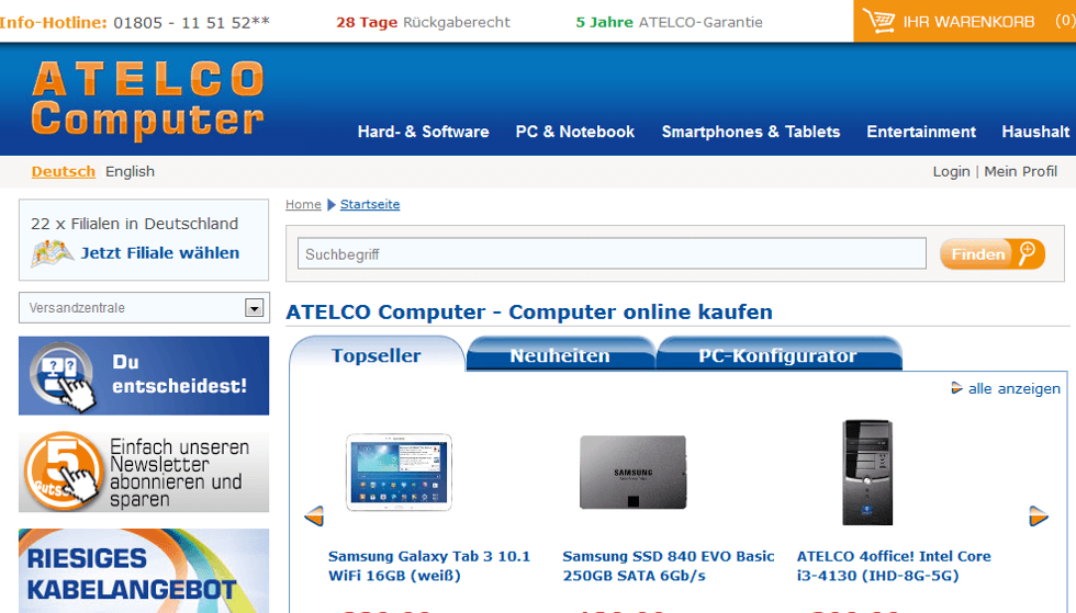 ATELCO-Computer
